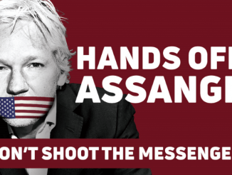 Hands Off Assange