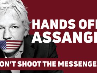 Hands Off Assange